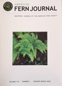 Das AFJ zeigt den Arends Farn als Titelbild